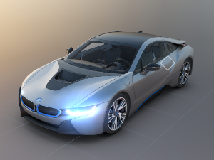 Configurador do BMW i8
