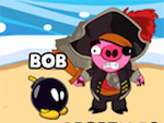 Bomb the Pigs Pirate