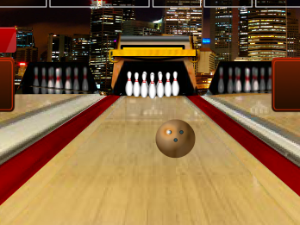 Bowling Stadt