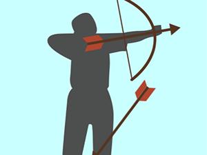 стрелец с лък