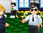 Brick Builder Polizei