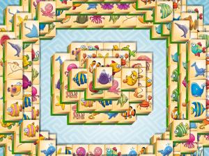 Bullseye Mahjong