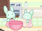 Bunnies Cooking