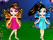 Schmetterling Fairy Makeover