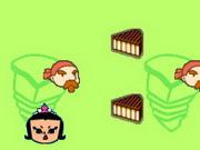 Calabash Boys Eat Cakes