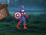 Captain America Albtraum