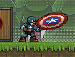 Captain America Shield de la Justice