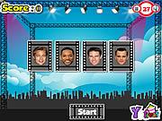 Selección de celebridades