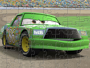 Chick Hicks Cars Puzzle
