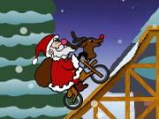 Weihnachten Bmx