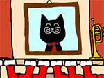 Рождество Cat
