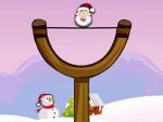 Navidad Slingshot Diversión