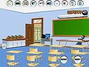 Decoración de la sala de clase