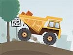 Ciężarówka Budownictwo