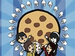 Clicker cookie