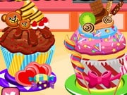 Cooking Academy Decor A Cupcake