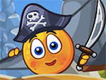 Turuncu Journey Pirates Kapak