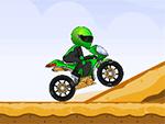 loco de la moto