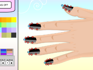 Custom Fingernails