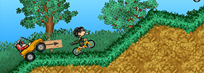 Cycle Scramble Game