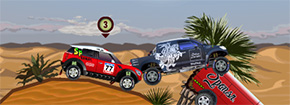 Racing Dakar Game