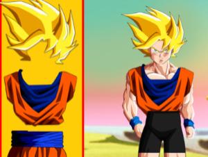 DBZ Character Creator