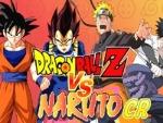DBZ VS Наруто