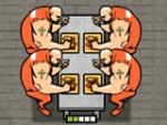 La muerte comedor fila
