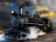 Entrega Steam Train