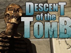 Descente de la tombe