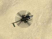 Fogo do deserto
