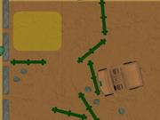 Aparcamiento del desierto