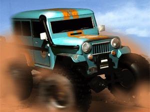 Rally del desierto