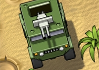 Пустинно бягство