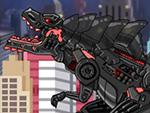 Dino robô Terminator T-Rex