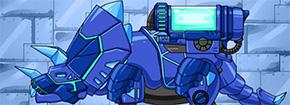 Dino Robot Dino Cuerpo Game