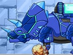 Dino Robot Dino Cuerpo
