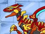 Dino Robot Velociraptor