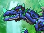 Dino Robot ceratosaurio
