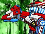 Dino Robot microceratus