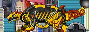 Dino Robot Euoplocephalus