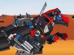 Dino Robot riparazione Gallimimus
