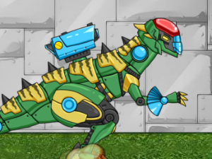 Dino stegoceras validum Robot di riparazione