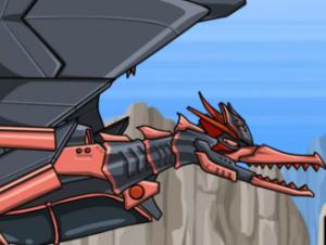 Dino Robot Rhamphorhynchus