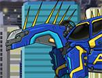 Dino Robot amargazaur