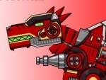 Dino Robot Spinosaurus Mais
