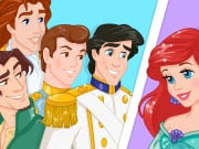 Disney Princess Speed ​​Dating