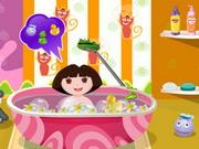 Dora Bain de bébé