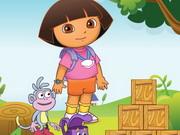 Bloque de construcción Dora
