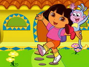 Dora Collect Butterflies